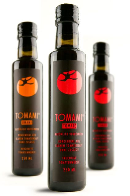 Tomami Seasoning on Packaging of the World - Creative Package Design Gallery
