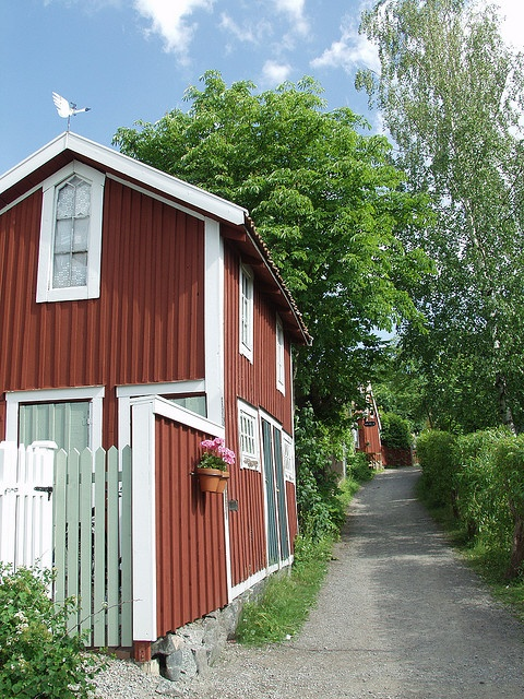 Vaxholm Sweden Not far from our summerhouse!