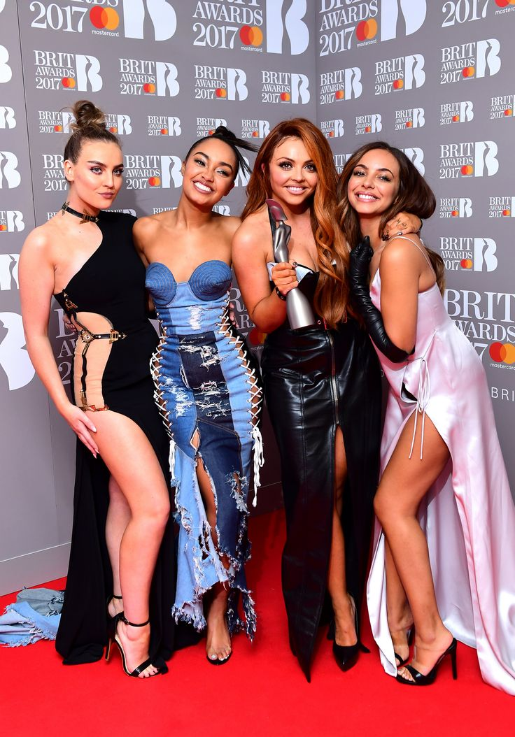 The Brits Awards 2017 iconic moment for little mix and mixers everywhere