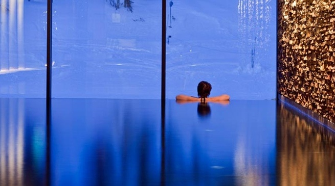 An amazing #view from the #spa https://www.nordicchoicehotels.se/Nordic-Resort/Copperhill-Mountain-Lodge/