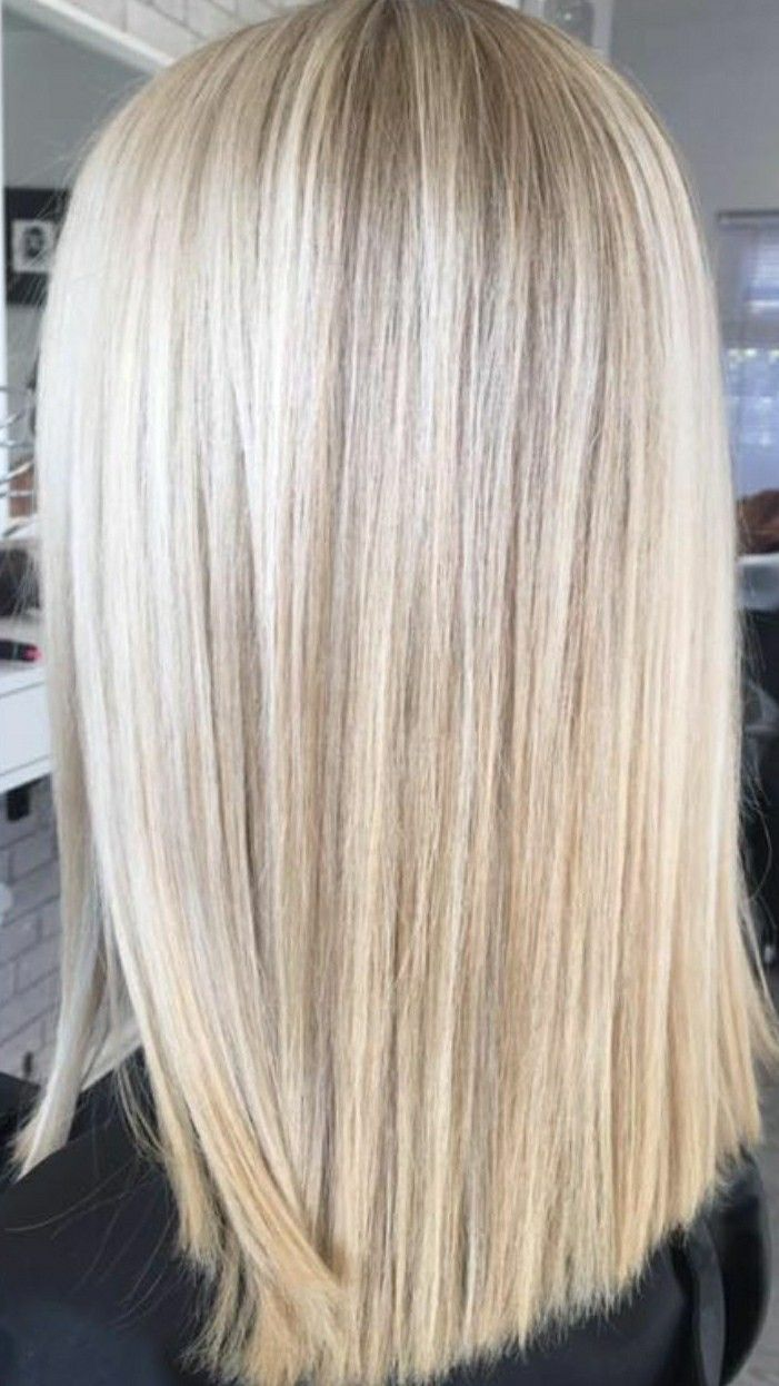 schöne blonde Frisuren – #