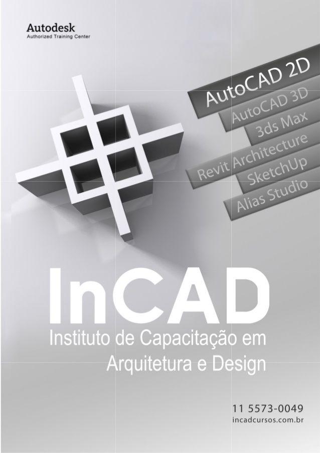 Apostila Para Autocad 2012 Autocad Autocad 3d 3ds Max