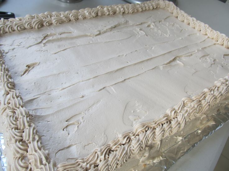 Filipino Mocha Cake Recipe - Goldilocks Style - Moist and Light