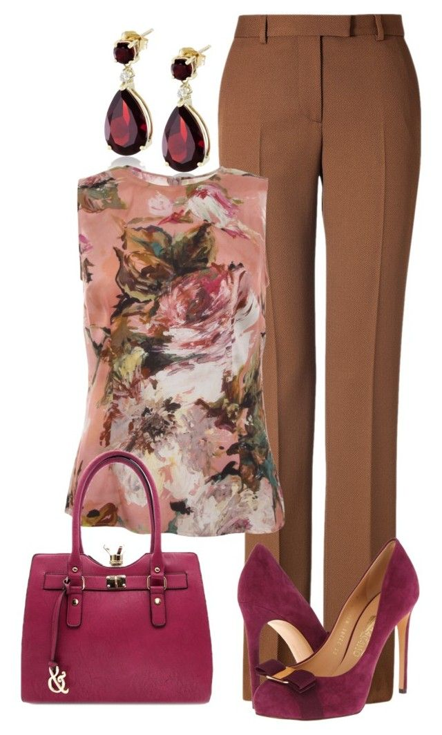 """""""Sin título #1116"""" by marisol-menahem ❤ liked on Polyvore featuring Fendi, Dolce&Gabbana and Salvatore Ferragamo"""