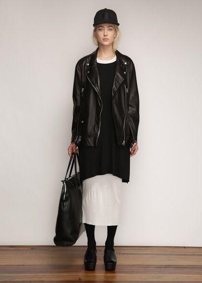 Acne Studios More Light Jacket (Black)