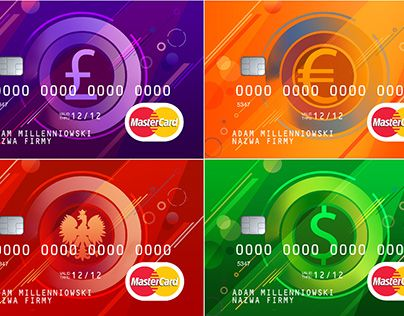 """Check out new work on my @Behance portfolio: """"Credit cards design"""" http://be.net/gallery/37669715/Credit-cards-design"""