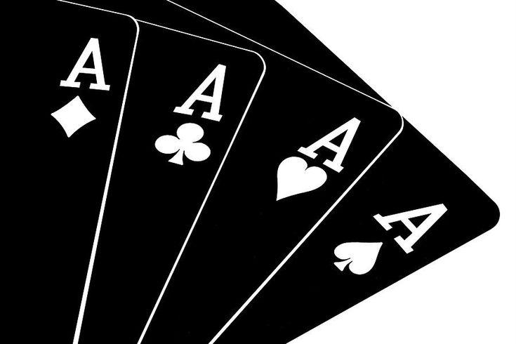 four aces - Google-haku