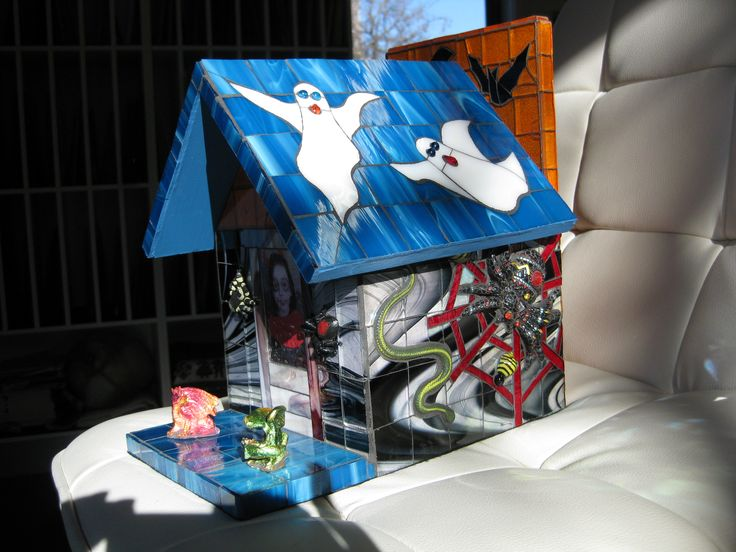 Spooky Treasure Box