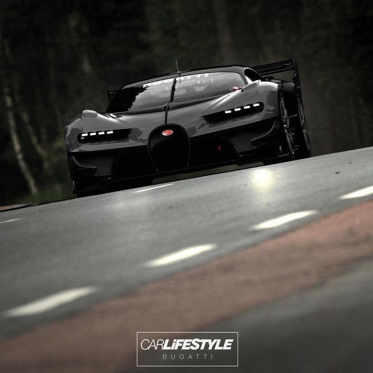 Black Bugatti VGT