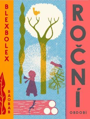 Roční období | české ilustrované knihy pro děti | Baobab Books