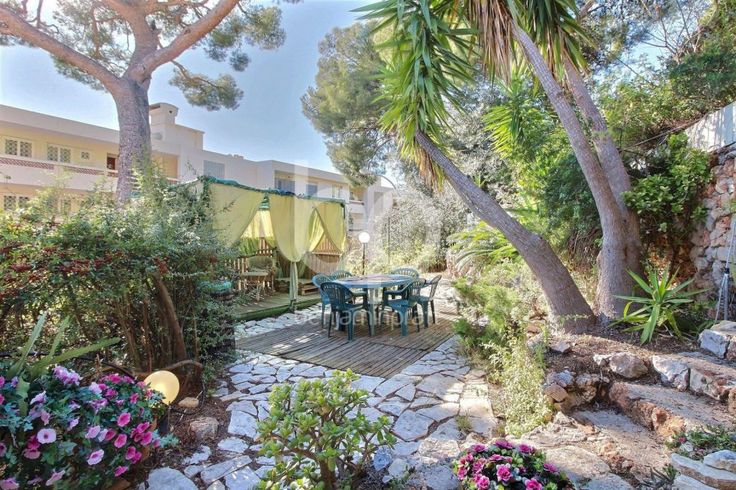 CAP D'AIL   CENTER -  1 Bedroom apartment-villa of 80m² with sea view and garden #Sale #Apartment  #RealEstate #FrenchRiviera #Capdail #SeaView