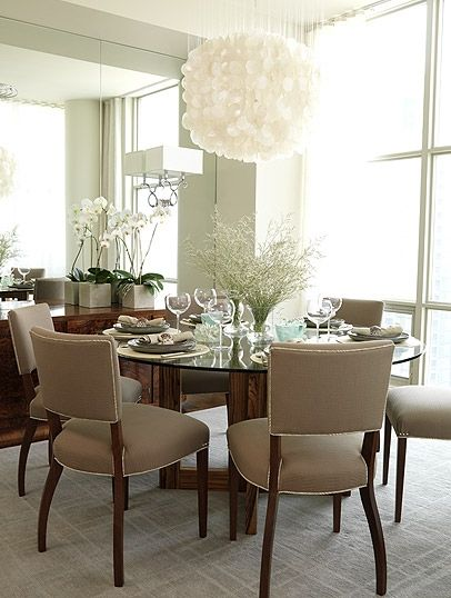 Sarah Richardson Design - Penthouse Condo - Dining Room
