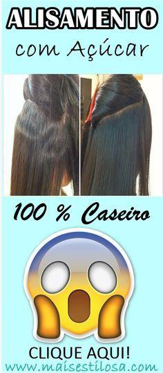 ALISAMENTO NATURAL COM AÇÚCAR, leite e MAIZENA. Reduz o volume dos cabelos e hidrata bastante. 100 % NATURAL.@maisestilosa #alisamentonatural #alisamentocaseiro #alisamento #alisamentodeaçucar #progressivacaseira #receitacaseira #dicas #dicasdecabelo #natural #natureba #dicasdebeleza #diy #facavocemesma #beauty #hair #homemade
