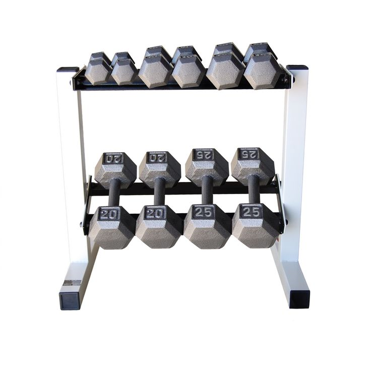 Cap Barbell Solid Hex Dumbbell Set with Rack (150 Pound). Made of solid cast iron. 30 Day Manufacture's Warranty. Shipped separately in multiple boxes.