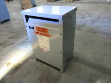 Cutler Hammer 45 kVA 600 to 208Y/120 V V60M28T45H 3Ph Dry Type Transformer 45kVA (DW0656-2). See more pictures details at http://ift.tt/2GXajia