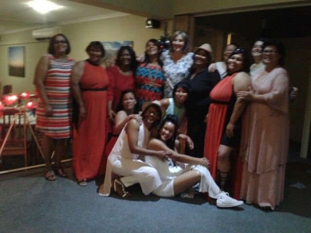 #safariostrichfarm staff xmas party 2015