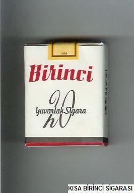 Geçmiş Sigaralarımız