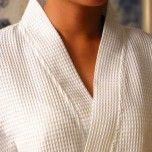 The best ever designed canadian Waffle Bathrobes are made from 100% Turkish cotton fabric and are available in different colors and varieties at linenplus.ca. These bathrobes are woven with 100% Quality Turkish Cotton. It's lightweight material is great for comfort and modesty while the hatched, lets your body breathe.  https://www.linenplus.ca/categories/bath-linens/bath-robes-slippers.html