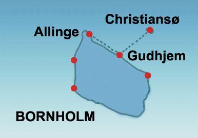 Bornholm - Christiansø : BornholmExpress.dk