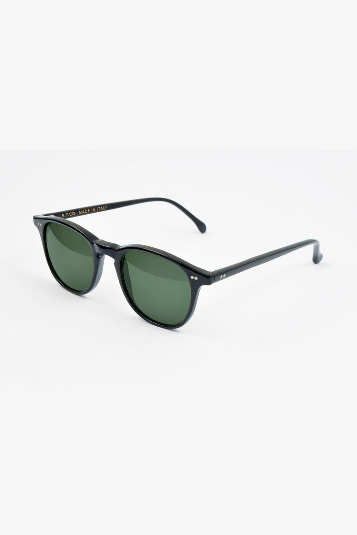 R.T.CO Sunglasses Phoebe - black /// COMERC STORE
