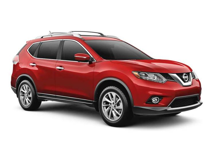 Calgary mom Heather Eigler found security, space and safety on her test drive of the 2015 Nissan Rogue.