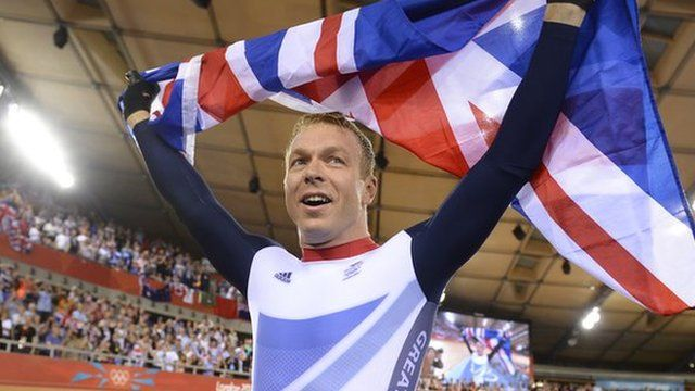 Sir Chris Hoy became Great Britain's most successful Olympian by claiming his sixth gold of a glittering track cycling career.