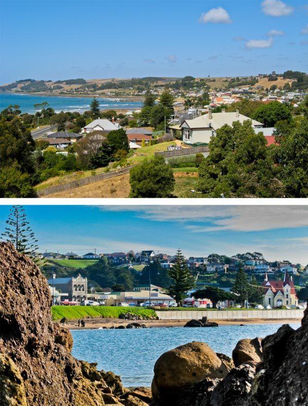 Town of Penguin: A Tasmanian Favourite