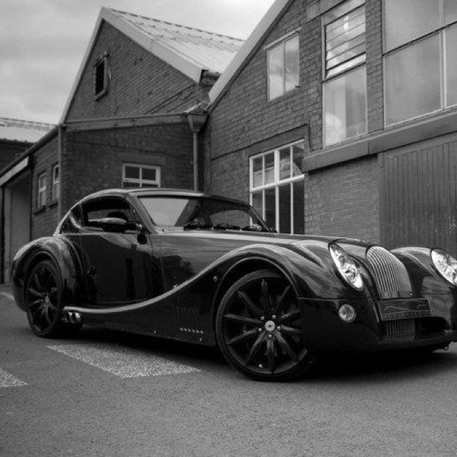 Morgan Aero Supersport Super sexy car and a half