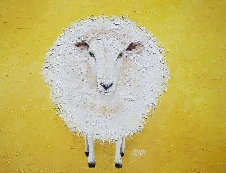 Sheep painting  #kitchenwalldecor  #kitchendecor #nurserywallart  #countryhomedecor
