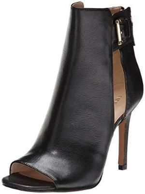 Nine West Women's Kirstey Leather Dress Sandal by stefanie