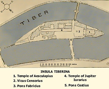 Best Roma Maps Of The Ancient City Images On Pinterest - Ancient rome map tiber river