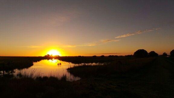 Kingston se sunrise