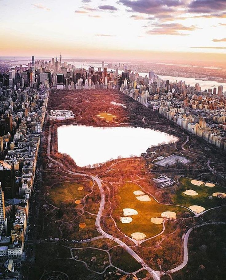 Central Park from above by nova_york