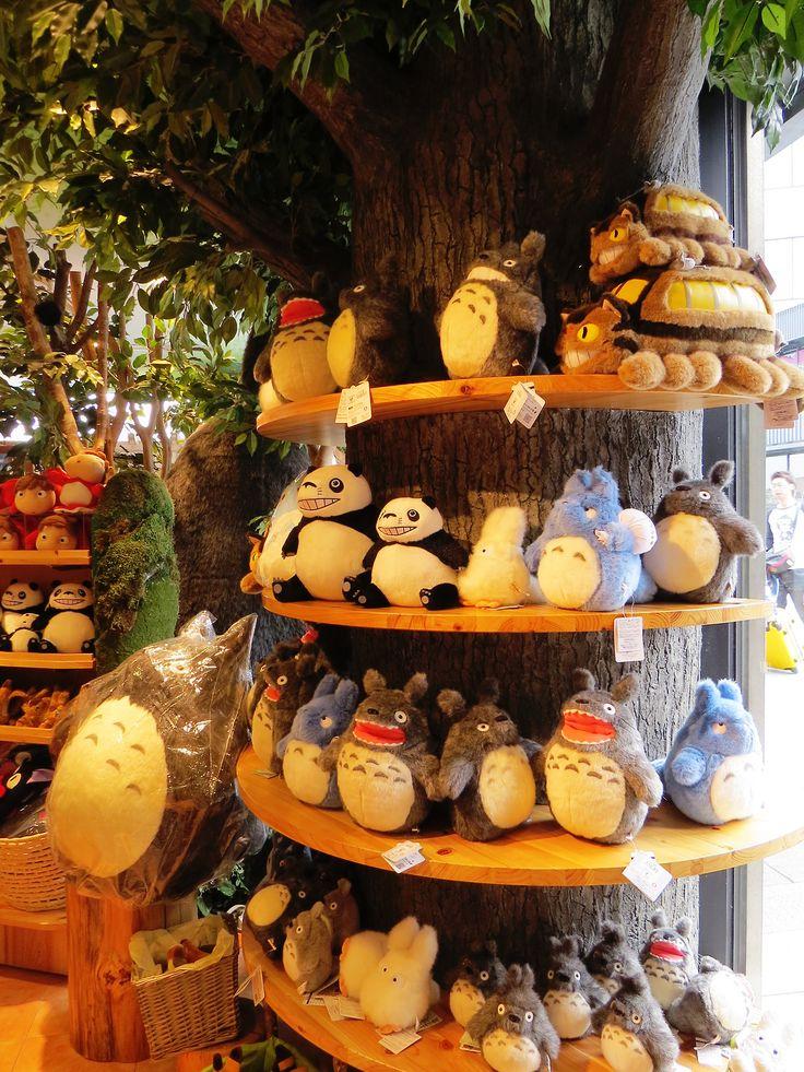 Studio Ghibli Store at Asakusa | Hayao Miyazaki / Studio ...