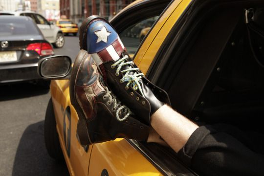 #IS THIS A HIPSTER POST OR A STEVE POST << I don't know. Haha! Shoes