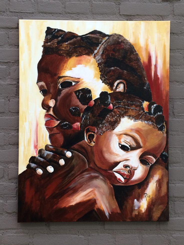 Afrika by Ria Bos