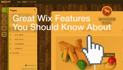 With so many things you can do on the Wix website builder, here are 5 more features you should really check out