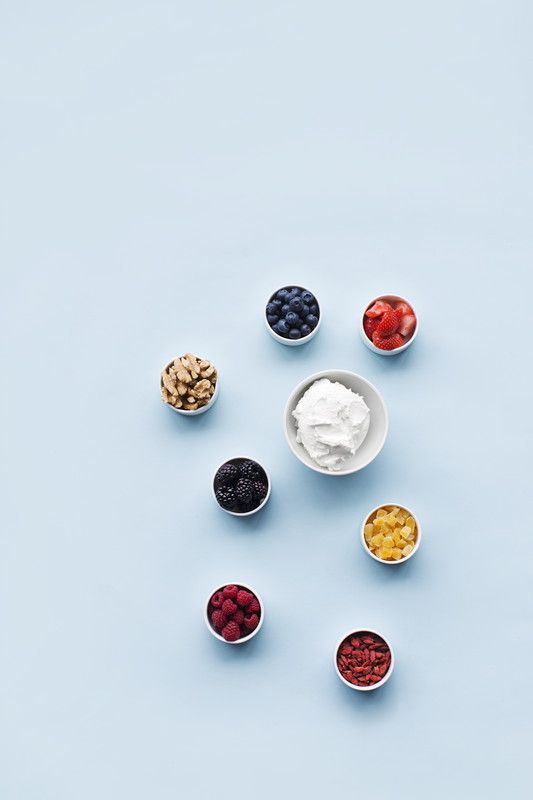 Ecological berries, fruits and nuts make for a great dessert. | Nordic Choice #localeataward