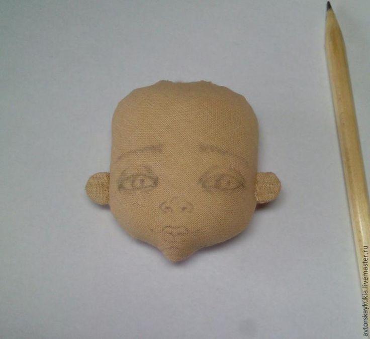 Шьем очаровательную куколку (выкройка прилагается) - Ярмарка Мастеров - ручная работа, handmade