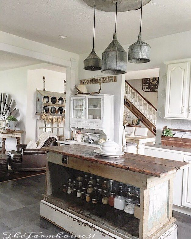 Pin By Nancy Duhart On Farmhouse Kitchens In 2019