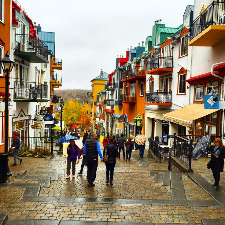 Mont-Tremblant Village is a world renown place. Read this post to learn more about the things to see and do in Mont-Tremblant, QC.