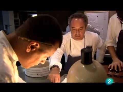Un día en el Bulli de Ferran Adriá #Restaurantes #Conceptos