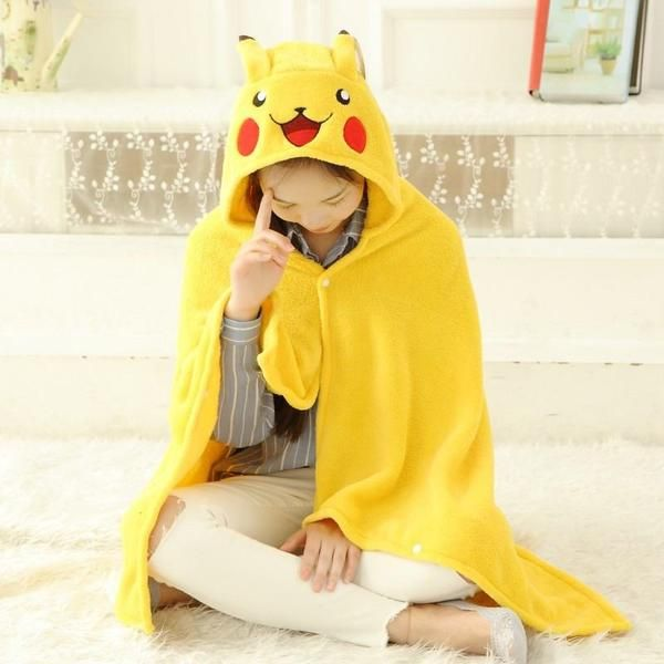 Cute Cartoon Pokémon Pikachu Cosplay for Women available right now at PokemonsGoo.com!