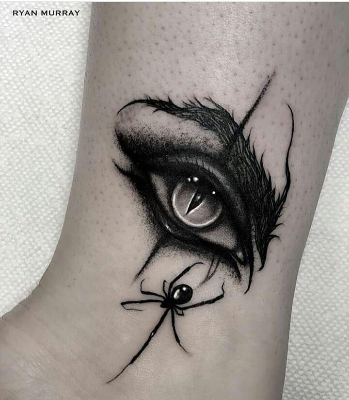 By Ryanmrray Tattoo Tinte Inked Korperkunst Kunst Arti Kunst Ein Ansicht Au Ojo Tatuaje Tatuaje Ojo Tatuaje Gotico