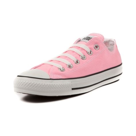 Shop for Womens Converse All Star Cotton Candy Sneaker in Pink at Journeys Shoes. Shop today for the hottest brands in mens shoes and womens shoes at Journeys.com.The All Star knows no bounds. From b-ball courts to punk clubs. From skateparks to school yards. The Converse All Star has come a long way, and its ready to take you even further. The original Old School never lets up. Light pink canvas upper, rubber outsole.  Available only at Journeys and SHI!Please note that this shoe runs a ...