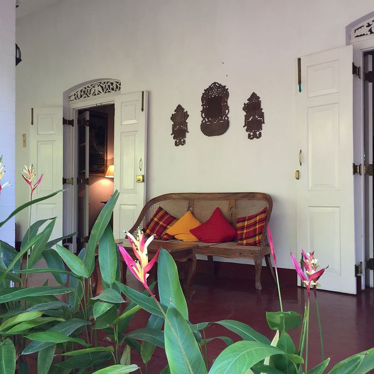 Tour Of Traditional English And Sri Lankan Interiors In This Kandy Hideway