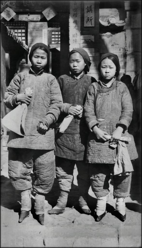 vintage everyday: Life in China 100 Years Ago