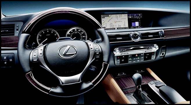 2016 Lexus GS 350 Redesign