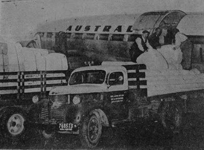 Resultado de imagen para austral lineas aereas en bariloche