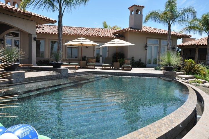 100s of Patio & Pool Design Ideas.  http://www.pinterest.com/njestates/patiopool-ideas/   Thanks to http://www.njestates.net/real-estate/nj/listingsCustom Home